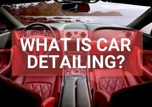 What Is Car Detailing